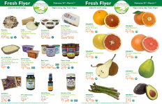 First Alternative Co-op Fresh Flyer February 24 - March 1