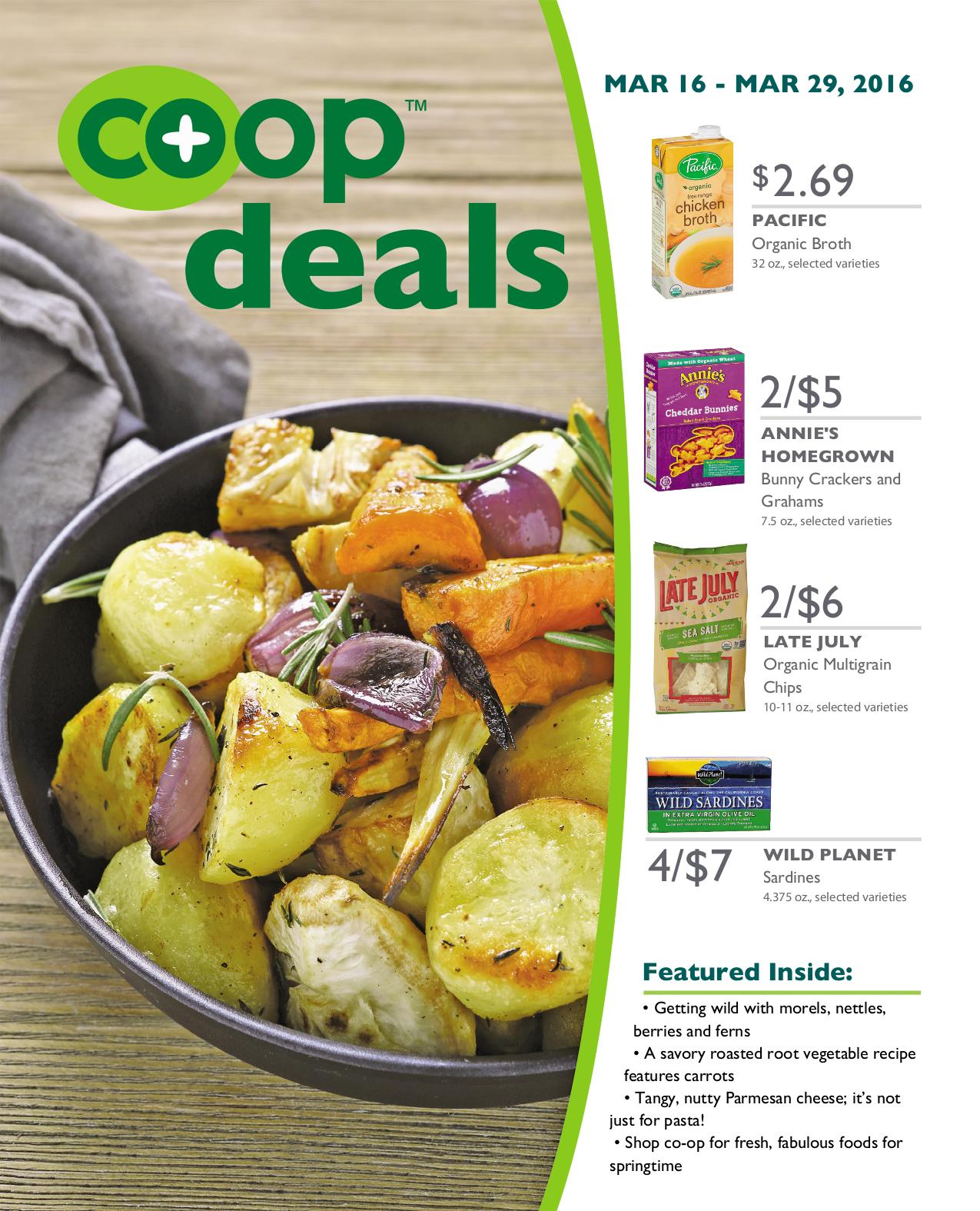 Co+op Deals February - Flyer A