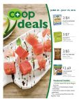 Co+op Deals July 2016 Flyer A