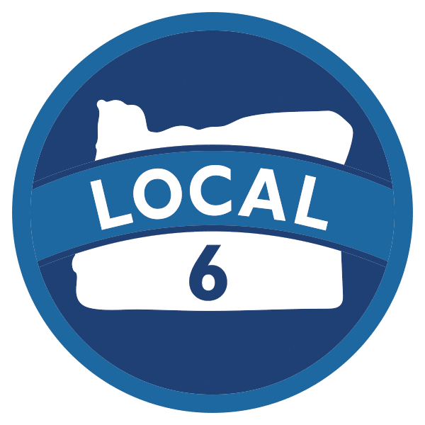 local 6 logo