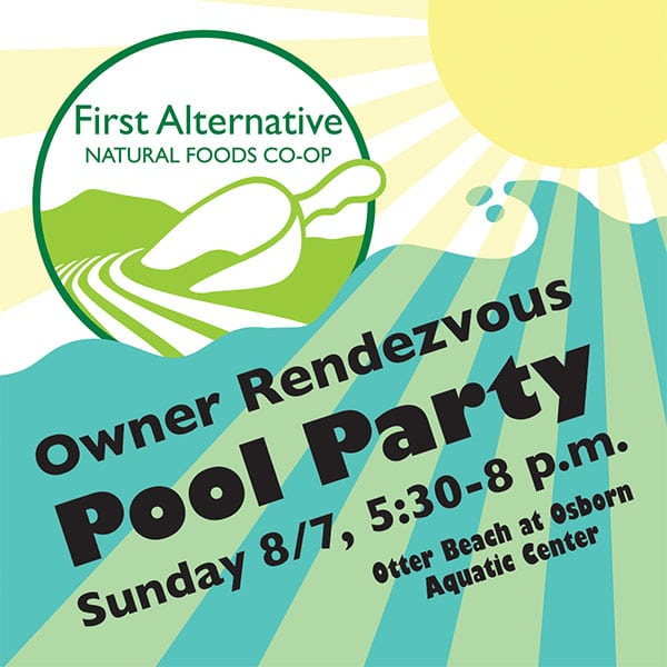 Owner Rendezvous Pool Party 2016