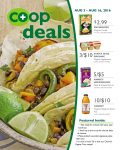 Co+op Deals Aug 2016 Flyer A