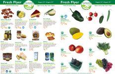 First Alternative Fresh Flyer Aug 24-30