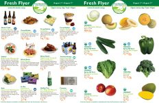 First Alternative Fresh Flyer Aug 3-9
