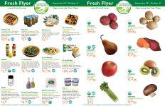 first alternative fresh flyer sept 28-oct-4