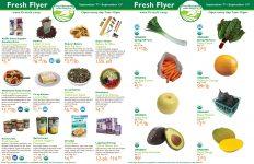 First Alternative Fresh Flyer Sept 7-13