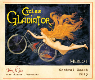 cycles gladiator label