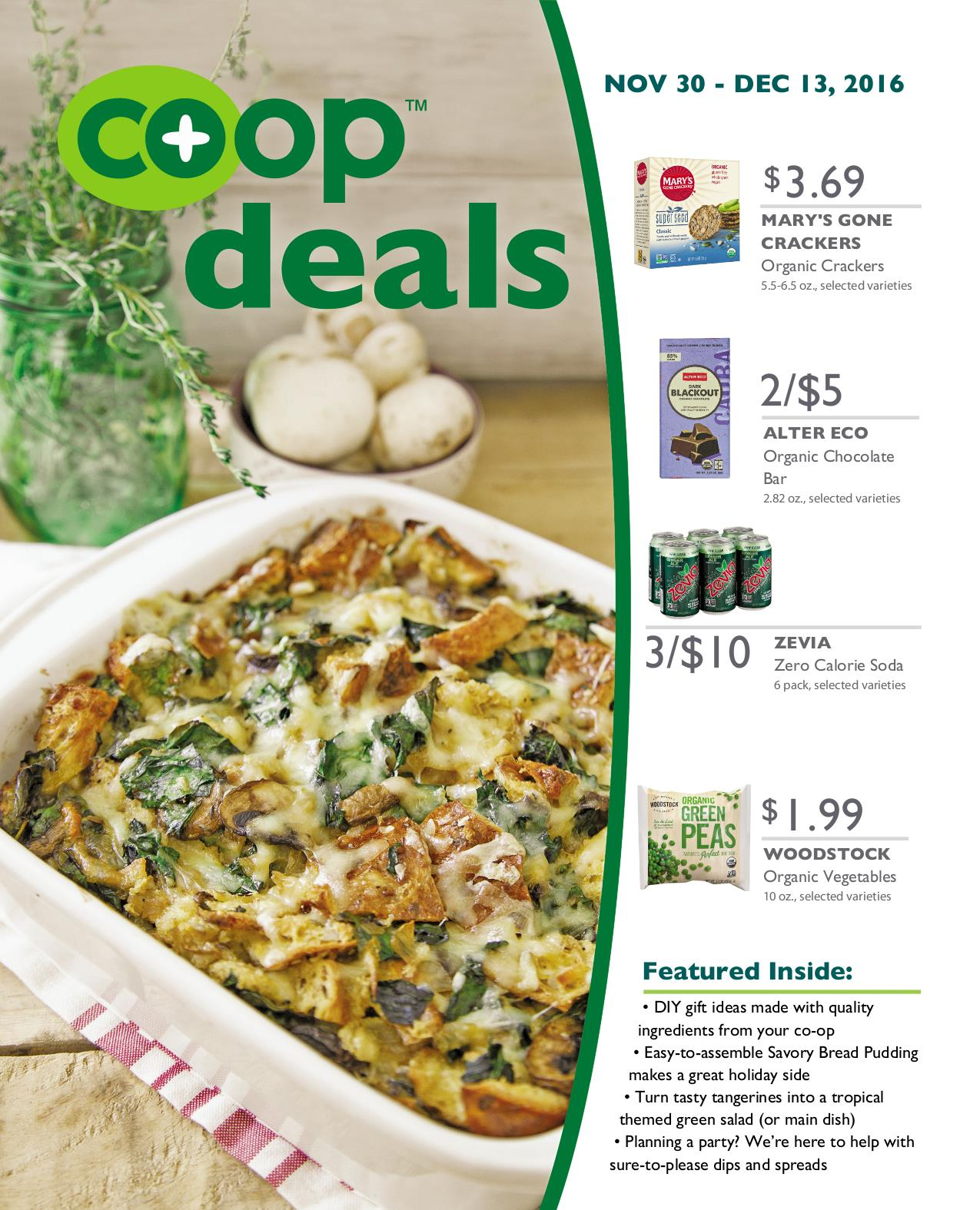 Co+op Deals December 2016 - Flyer A