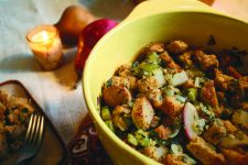parsley-pear-stuffing