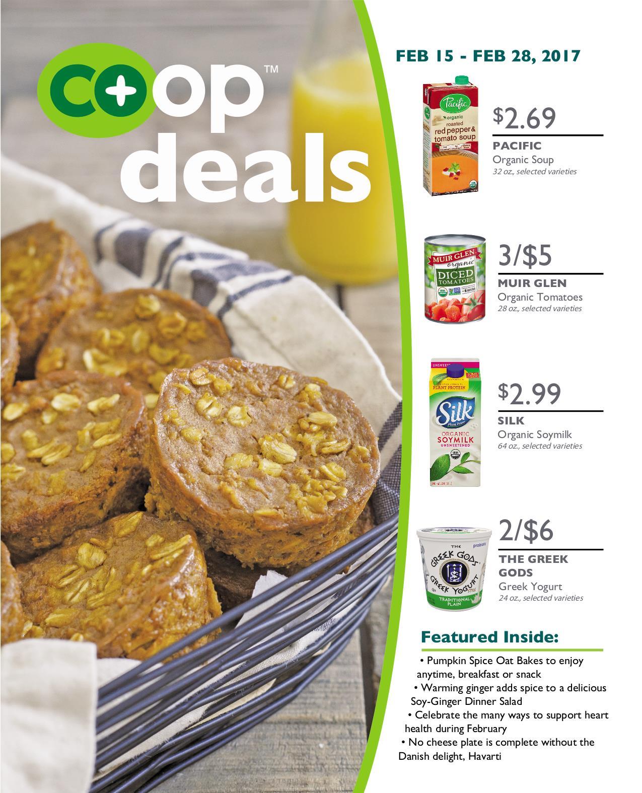 Co+op Deals February 2017 - Flyer B