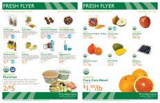 First Alternative Fresh Flyer Jan 18-24