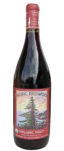pacific redwood organic wine