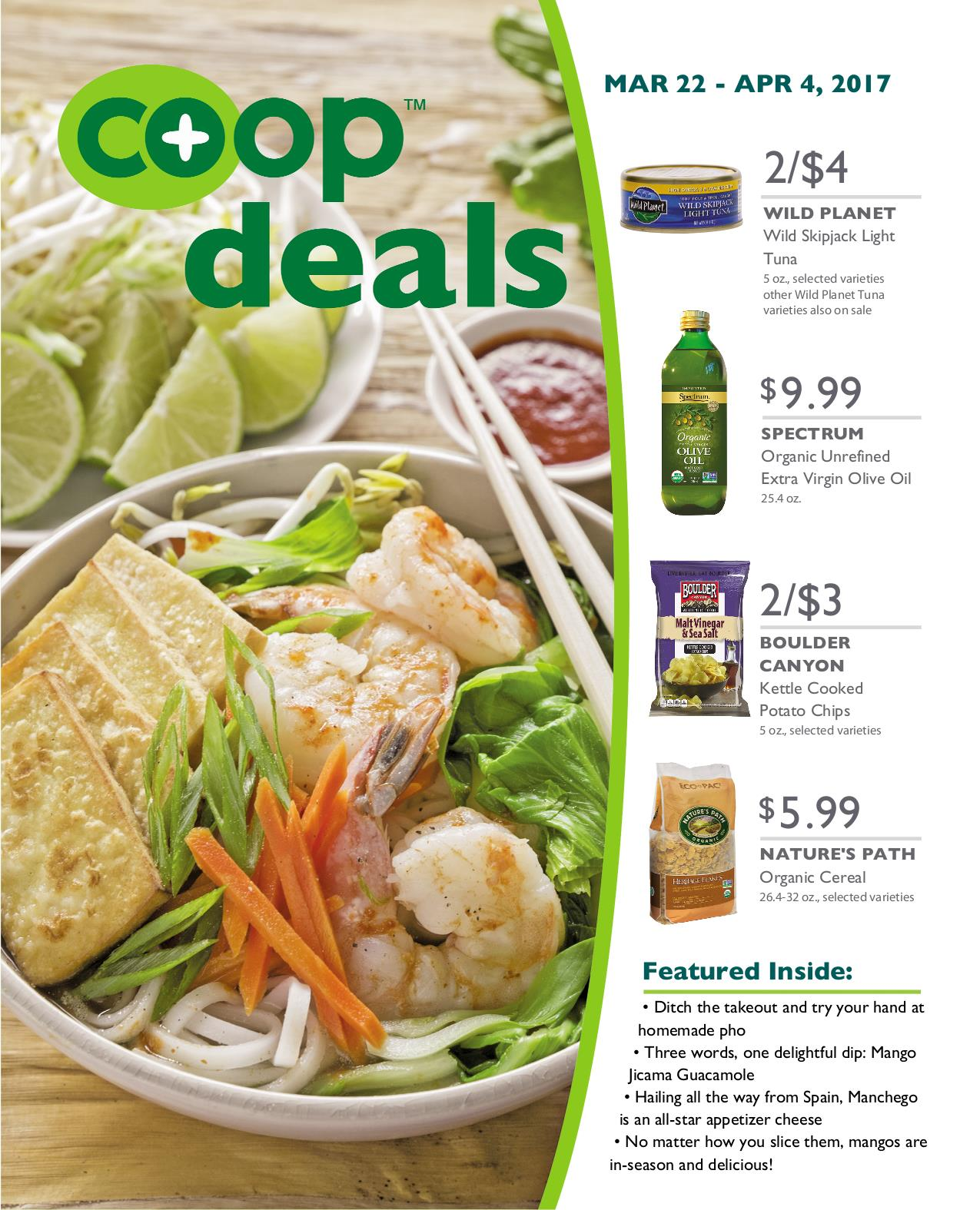Co+op Deals March 2017 - Flyer B