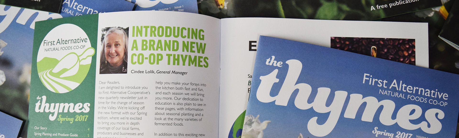 THYMES Quarterly Newsletter