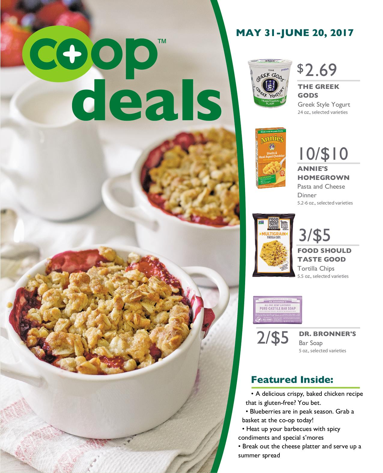 Co+op Deals June 2017 - Flyer A