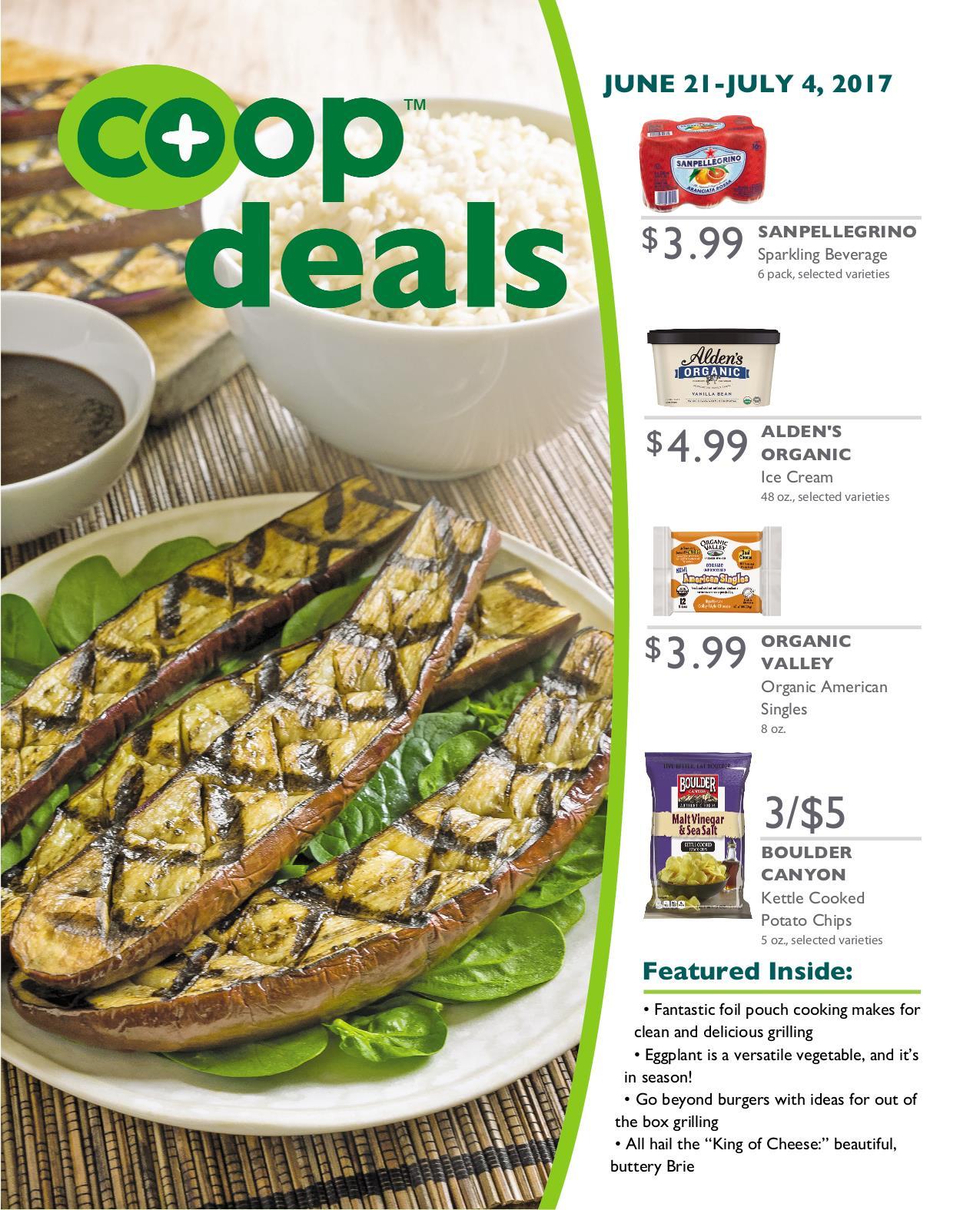 Co+op Deals June 2017 - Flyer B