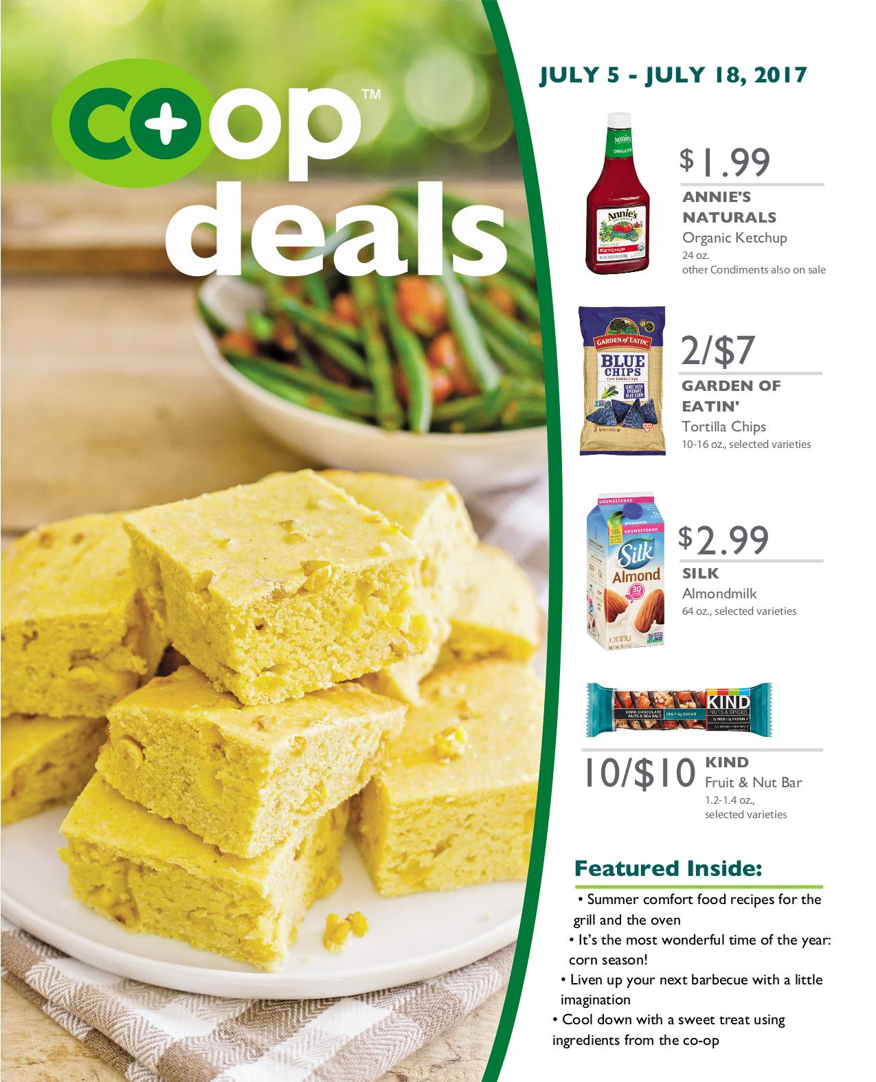 Co+op Deals July 2017 Flyer A