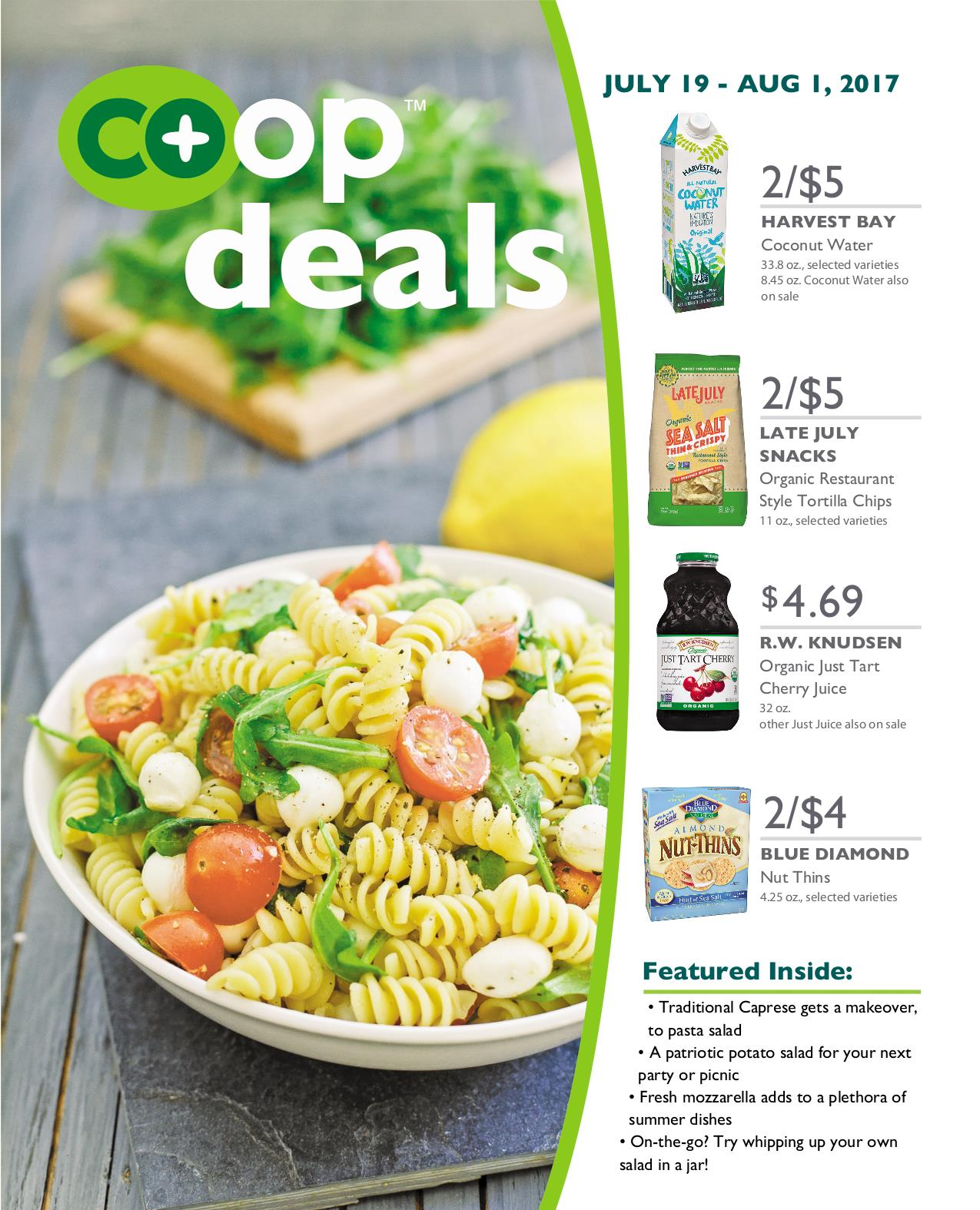 Co+op Deals July 2017 Flyer B