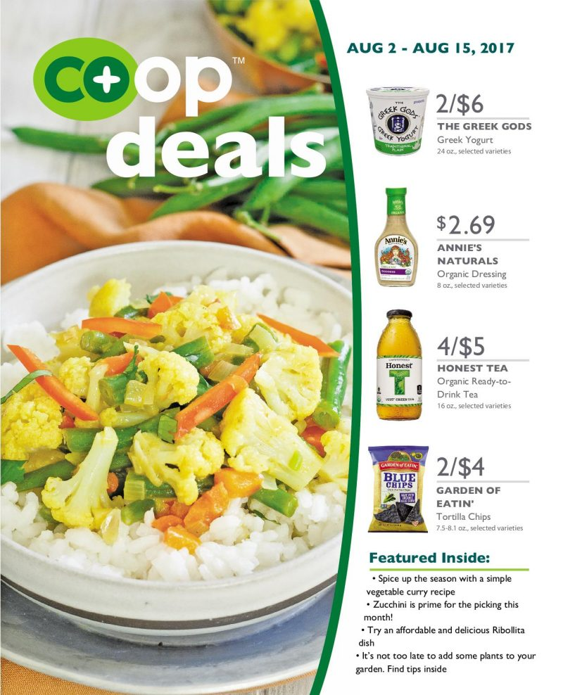 Co+op Deals Aug 2017 Flyer A