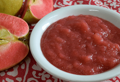 Airlie Red Applesauce