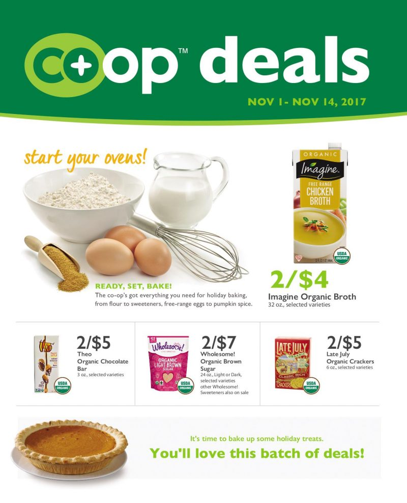 Co+op Deals Nov 2017 Flyer A
