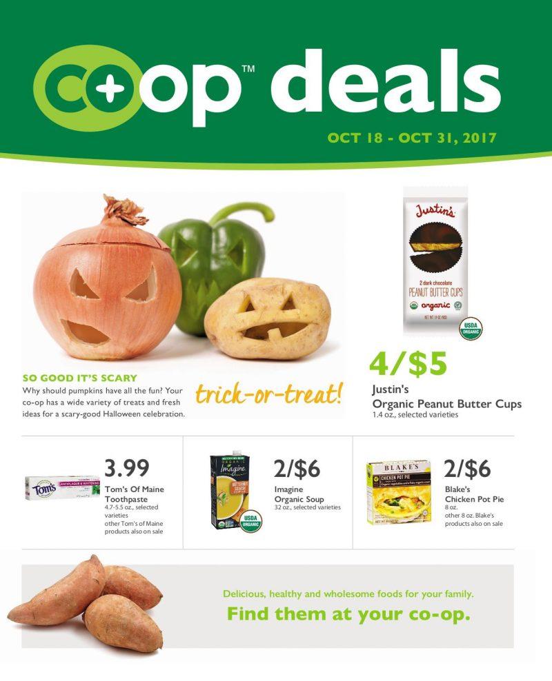 Co+op Deals Oct 2017 Flyer B