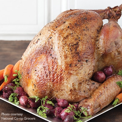 Roast Turkey NCG