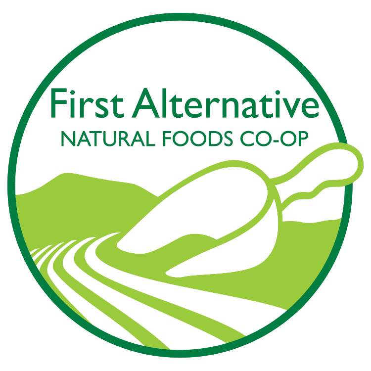 First Alternative Co-op Logo
