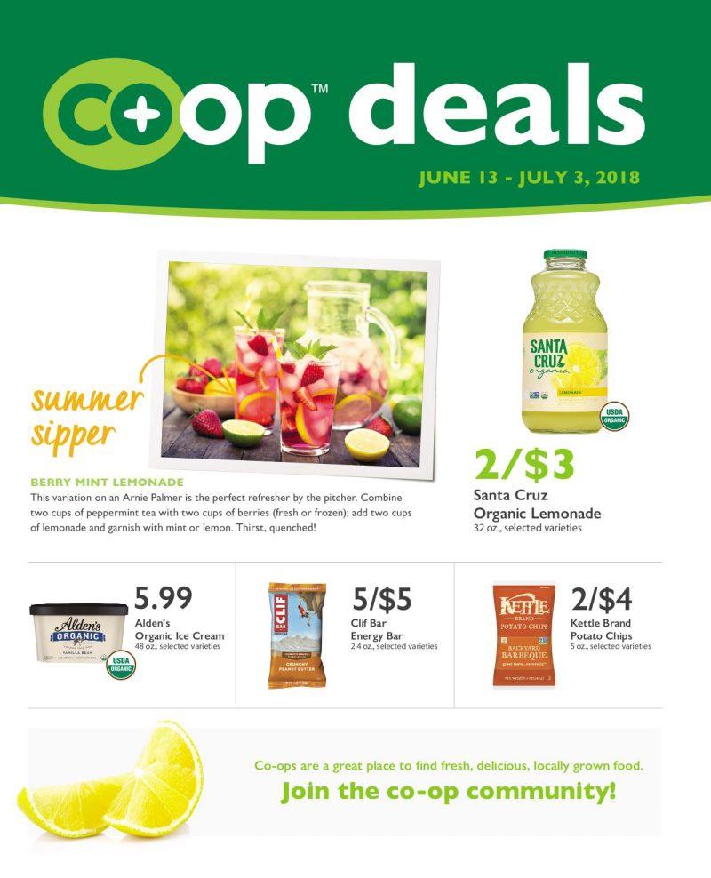 Co+op Deals June 2018 Flyer B