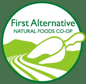 First Alternative Co-op Logo