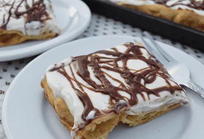 Chocolate Eclair Cake-web