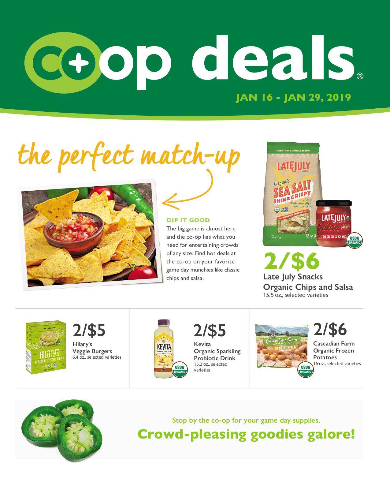 Co+op Deals Jan 2019 Flyer B
