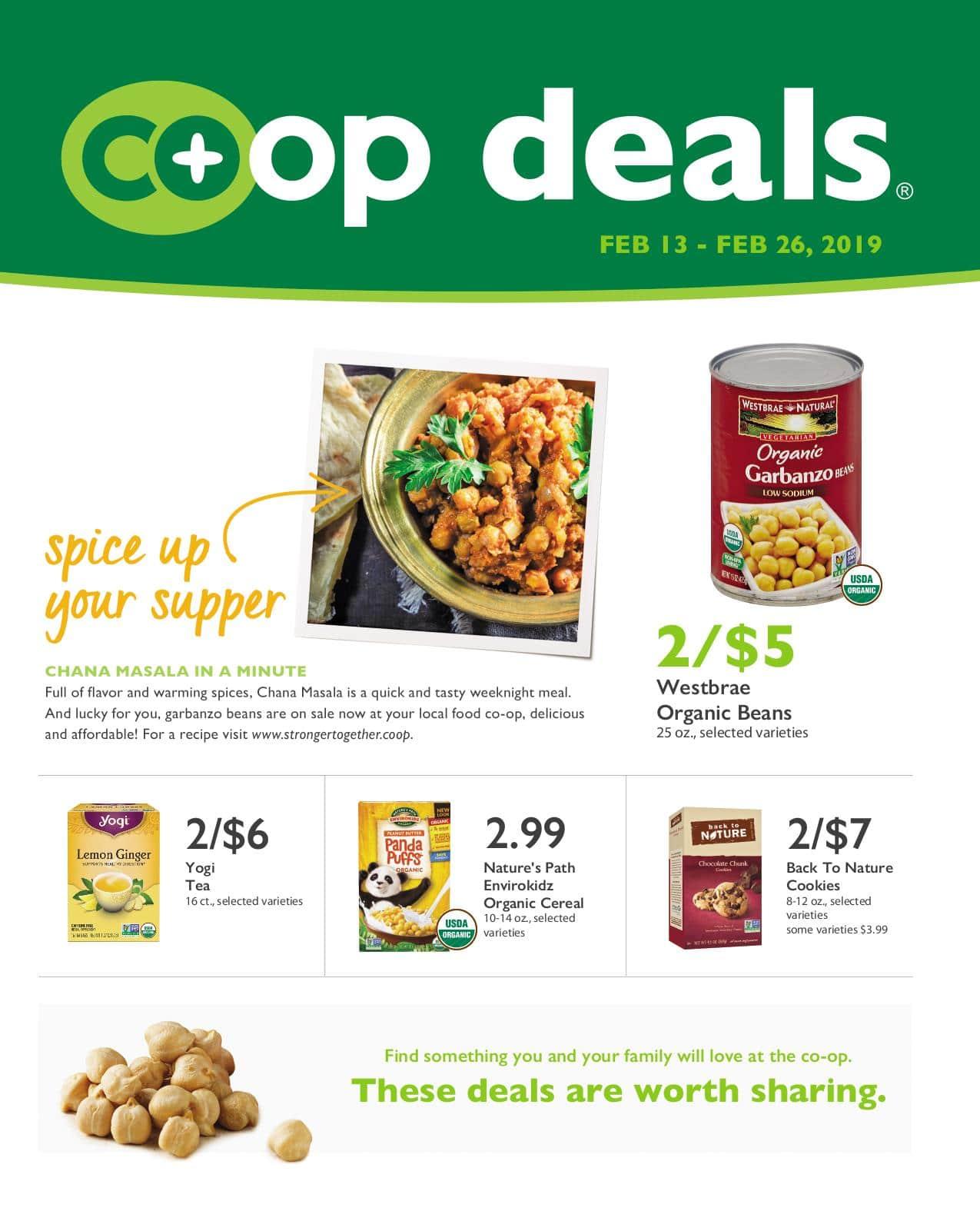 First Alternative Co-op Deals February 13-26