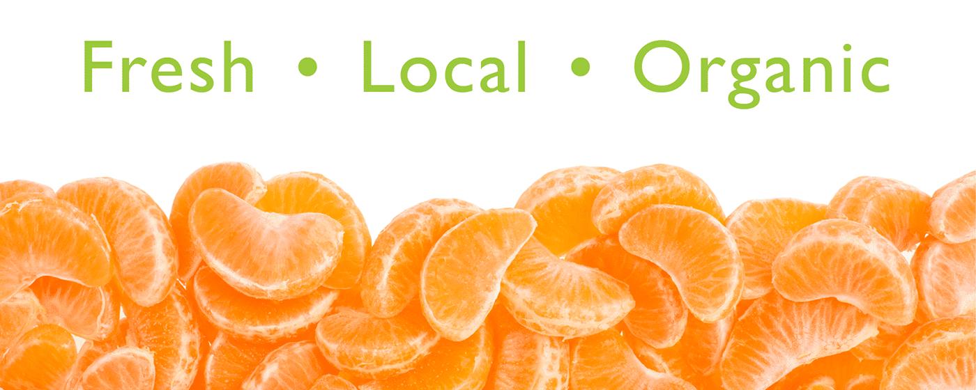 FLO Slider Mandarin Segments