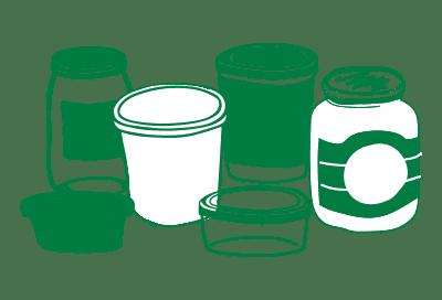 Recycling-Jars