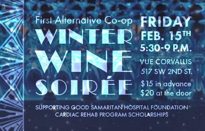 Winter Wine Soiree