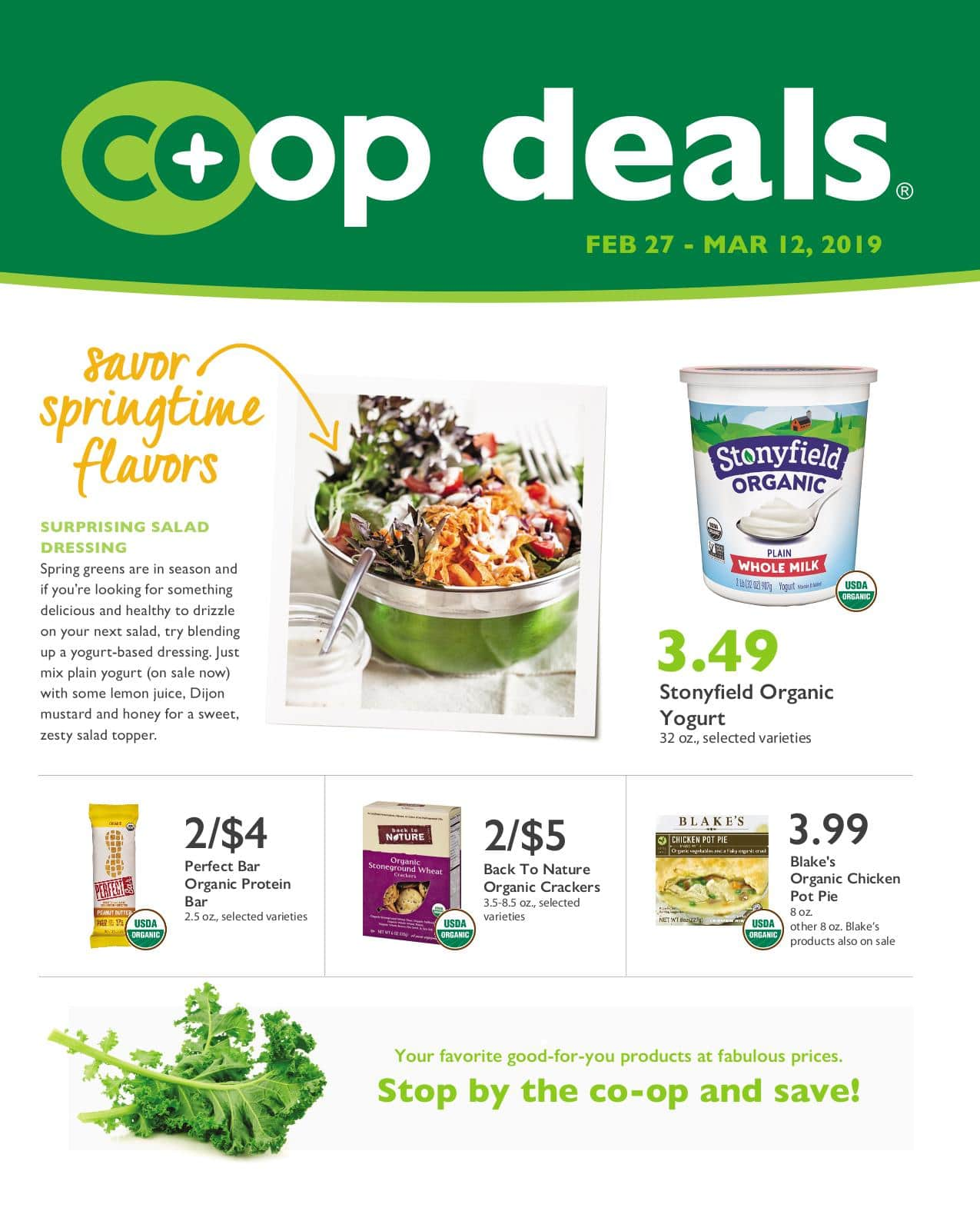 Co+op Deals February 27-March 12, 2019