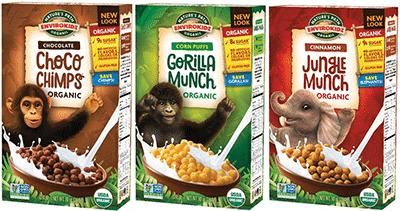 EnviroKidz Cereals