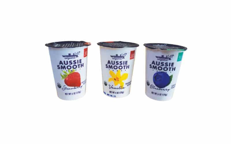 Co-op Sales Wallaby Organic Aussie Smooth Yogurt