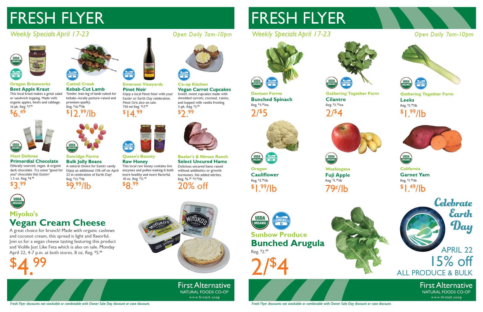 Fresh Flyer Apr B1