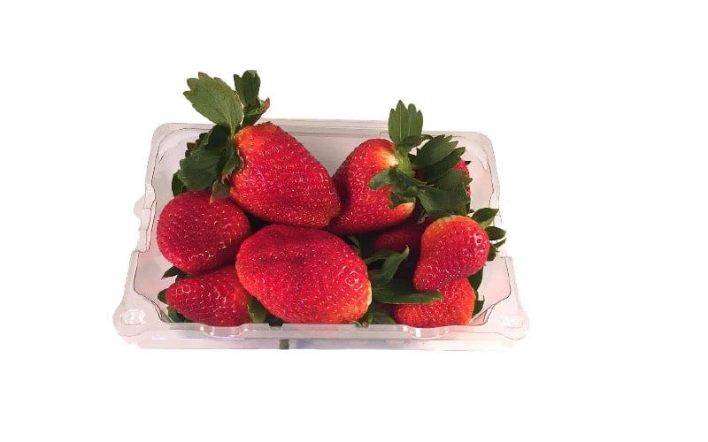 Co-op Sales Organic Strawberries