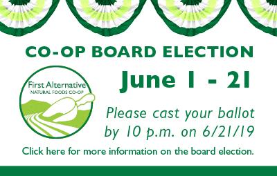 Co-op Board Election Mobile Slider