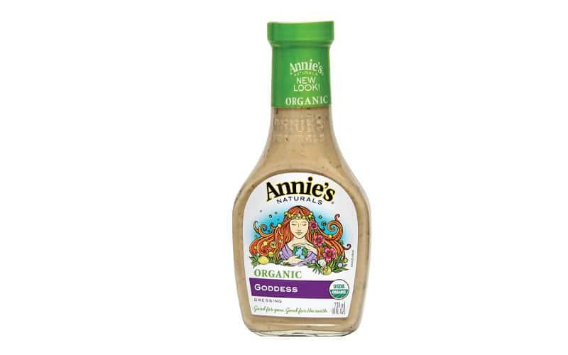Co-op Sales Annie's Naturals Organic Salad Dressing