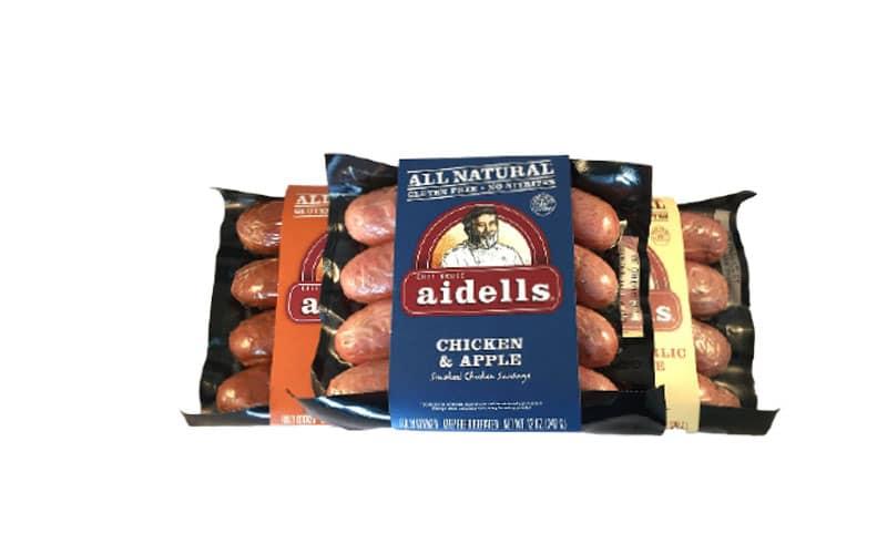 Co-op Sales Aidells Chicken Sausages