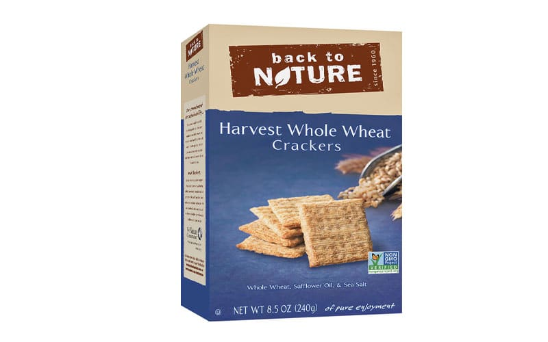 Co-op Sales Back to Nature Crackers