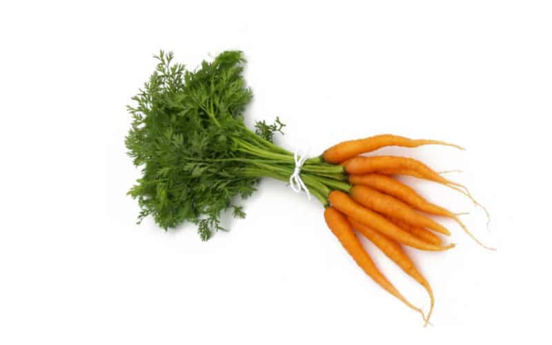 Co-op Sales Organic Bunched Carrots