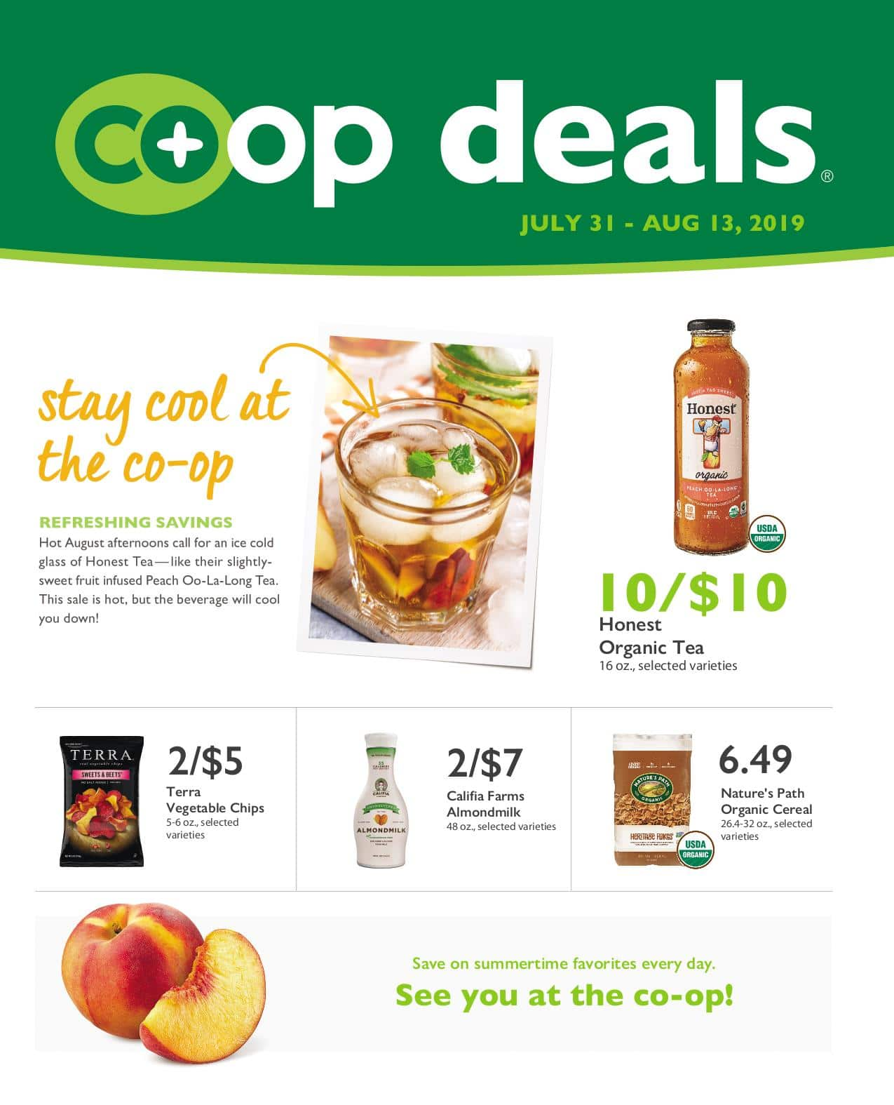 Co+op Deals Aug 2019 Flyer A