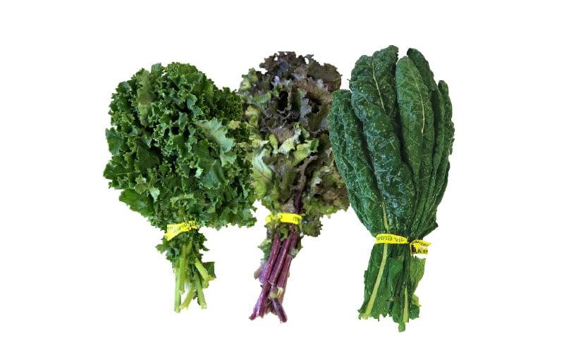 Co-op Sales Organic Locally Grown Kale
