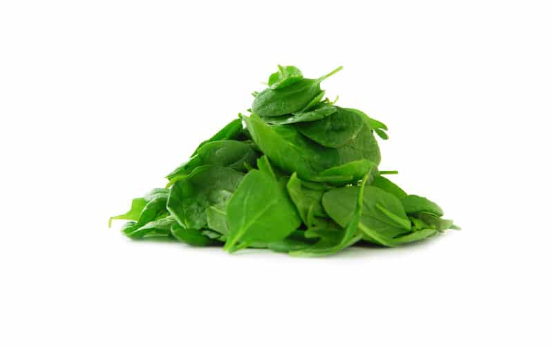 Co-op Sales Organic Loose Spinach