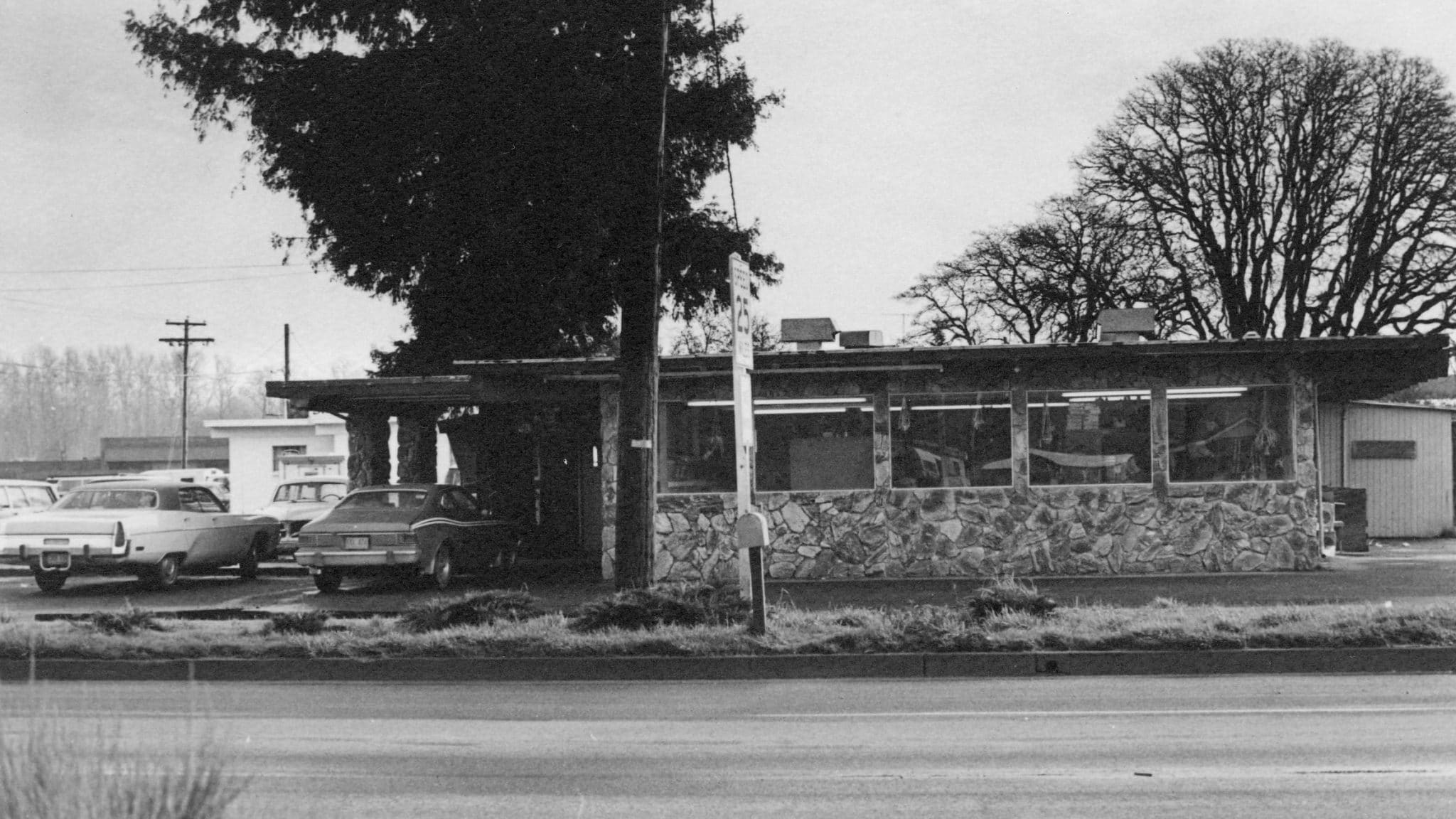 South Store in 1976